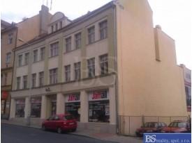 Pronájem nebytového prostoru v Děčíně
