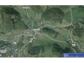 Prodej pozemku pro výstavbu RD v Chuderově