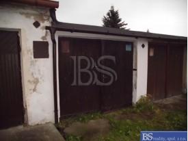 Prodej garáže za Hornickými domy