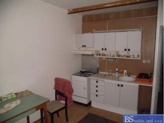 Prodej bytu 1+1 v Šumavské ulici