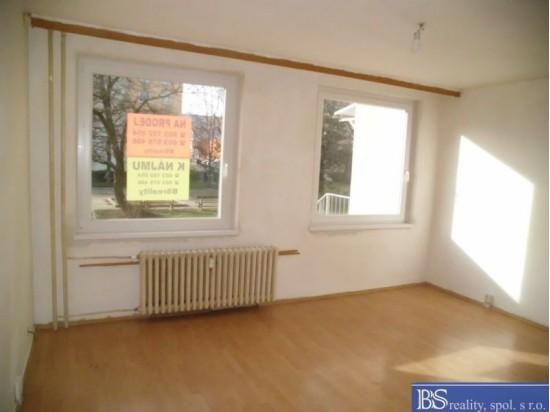 Prodej družstevního bytu 1+kk v Teplicích