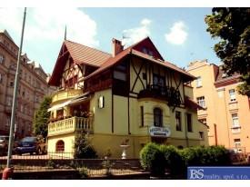 Prodej zavedeného penzionu na Klíši v Ústí nad Labem