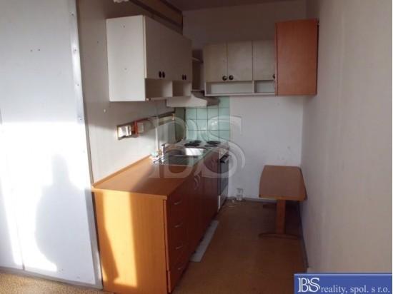 Prodej bytu 1+kk v Krásném Březně