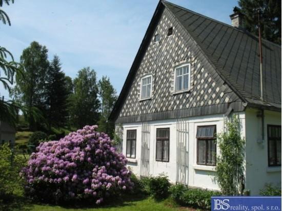 Prodej domu v Horní Poustevně