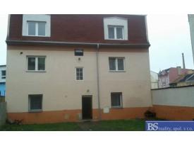 Prodej nájemního domu v Teplicích