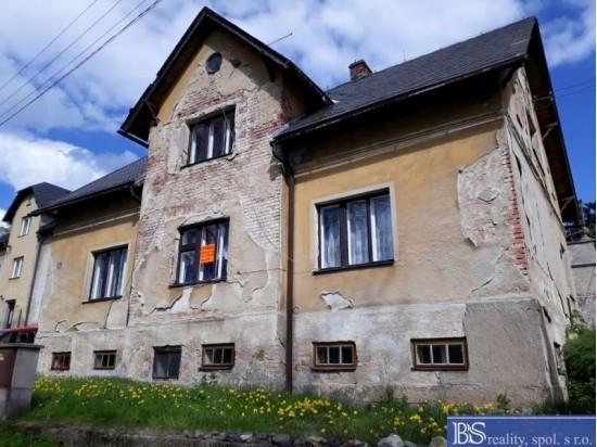 Prodej rodinného domu v Dolní Poustevně
