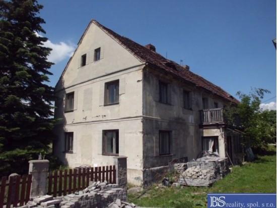 Prodej rodinného domu v Habrovicích
