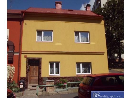 Prodej rodinného domu v ul. Stará, Ústí nad Labem