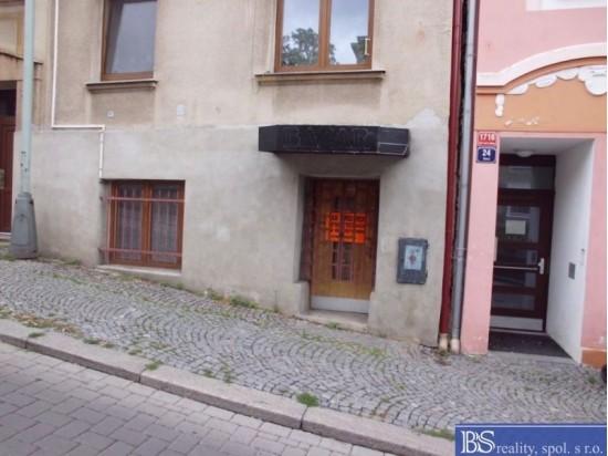 Prodej nebytových prostor v ulici Stará (Ústí n. L.centrum)