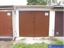 Prodej garáže na Skřivánku v ulici Na Vyhlídce
