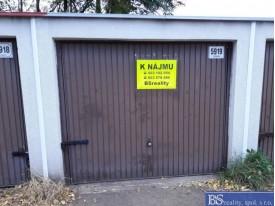 Pronájem garáže na Střekově
