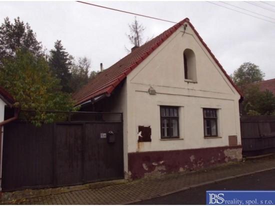 Prodej rodinného domu v Židovicích