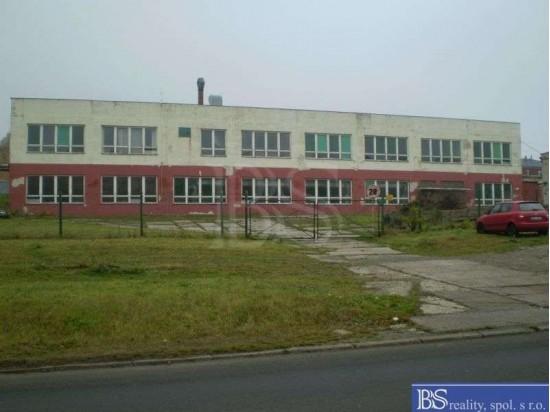 Prodej výrobního areálu na Severní Terase