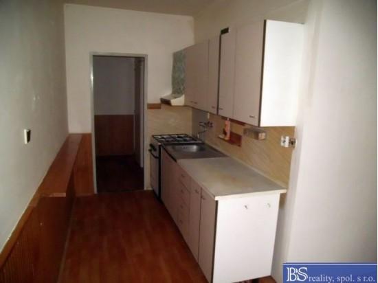 Prodej bytu 1+1L v ulici Ladova-Severní Terasa