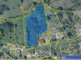 Prodej pozemku pro výstavbu RD, Dobkovice