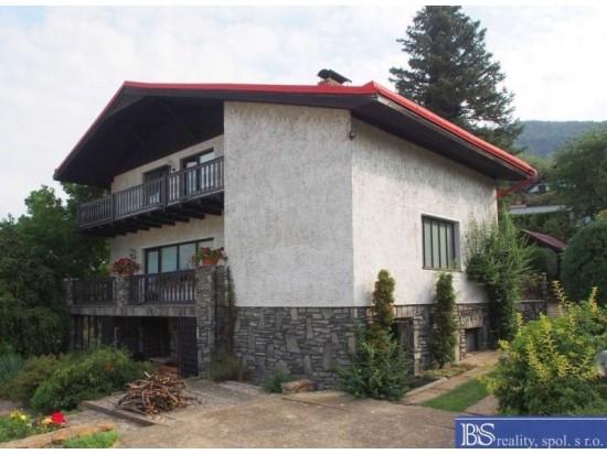 Prodej rodinného domu na Střekově